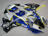 Hot Sales,For BMW S1000RR 2010 2014 Gold Bet S 1000 RR 10 14 Aftermarket Motorcycle Motorbike Fairing Kit (Injection molding)
