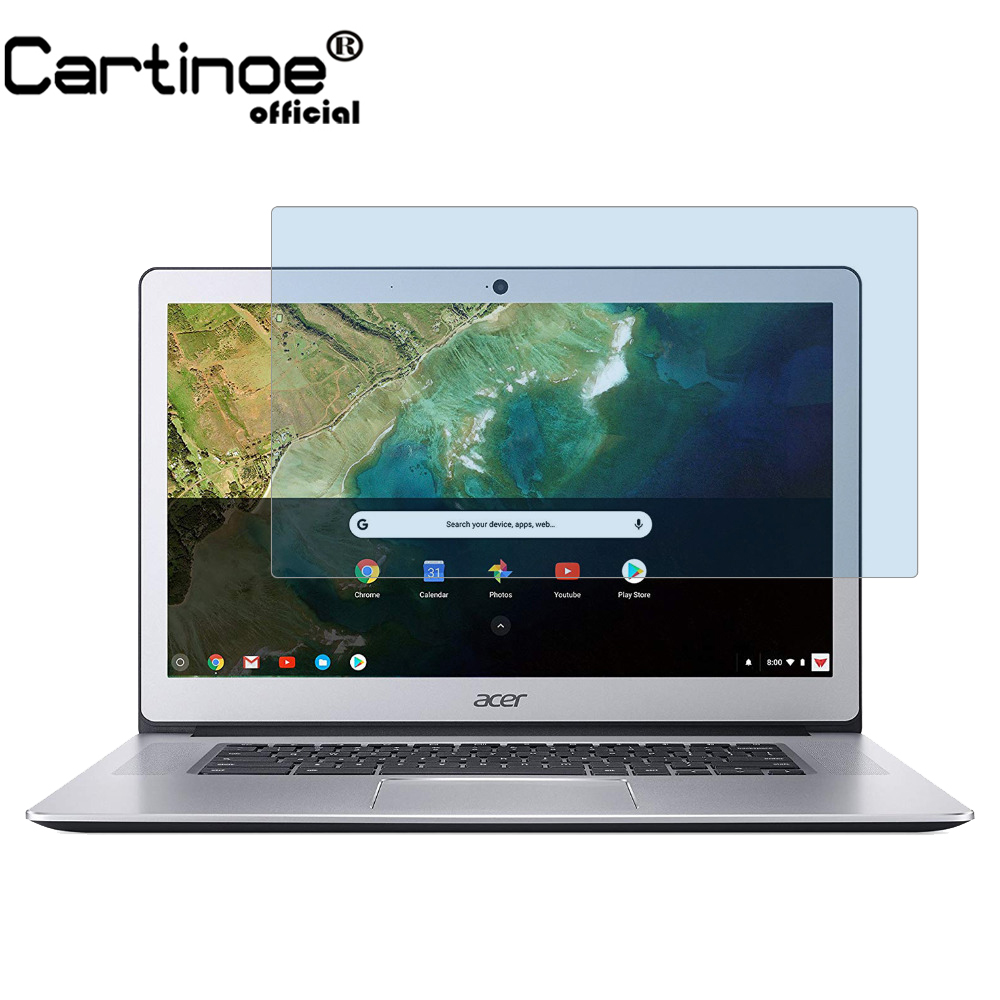 Cartinoe Universal Lcd Guard Film Anti Blue Light Laptop Screen Protector For Acer Chromebook 15