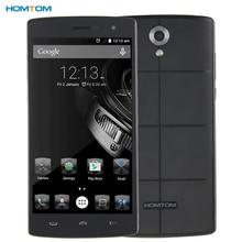 """Оригинал HOMTOM MTK6580A HT7 5.5 """"Android 5.1 Смартфон Quad Core 1.0 ГГц RAM 1 ГБ ROM 8 ГБ GPS-FM WCDMA и GSM HD Экран"""
