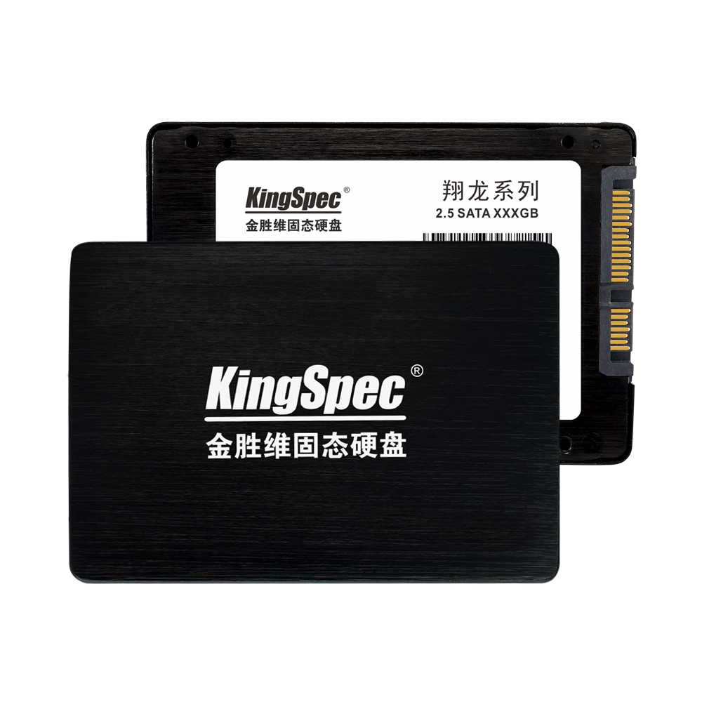Brand new Kingspec metal 2.5inch SSD SATAIII MLC internal 1TB with Cache 1GB Solid State Drive for desktop/laptop Free shipping