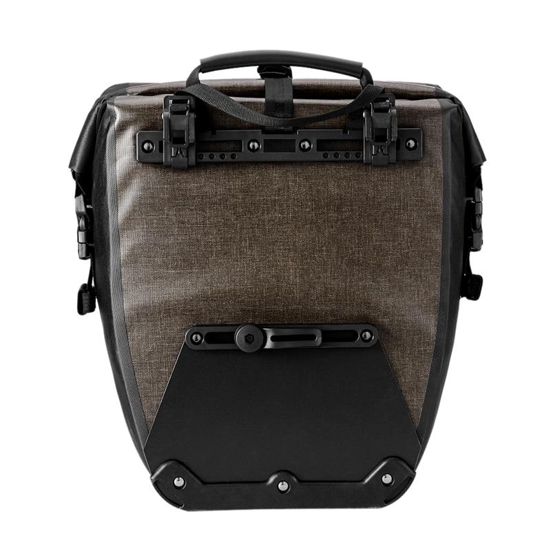 Sac de sacoche de vélo HOT-Outdoor grande capacité 27L sac de siège arrière de vélo étanche pour vélo de route de montagne
