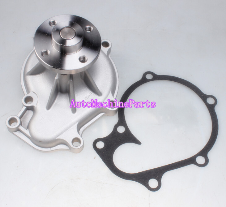 New Water Pump With Gasket Fit for Kubota KX080-3 KX080New Water Pump With Gasket Fit for Kubota KX080-3 KX080