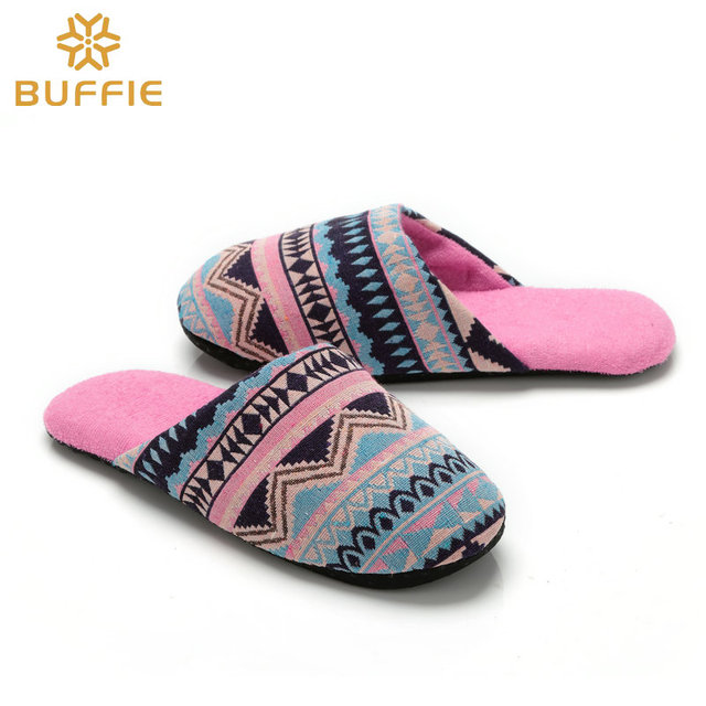 Women Winter Indoor Slippers Home Slippers Bedroom Soft Bottom thermal warm Non-slip Adult slippers  Free Fast shipping fashion