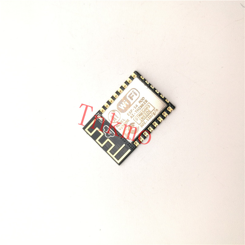 1PCS The strongest version Large-capacity flash-4M ESP8266 serial WIFI ESP-14 5pcs graded version esp 01 esp8266 serial wifi wireless module wireless transceiver