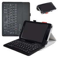For 8 0 Samsung Galaxy Tab A 8 0 2017 T385 T380 Tablet Removable Bluetooth Keyboard