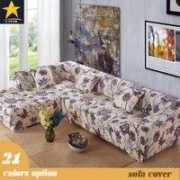 Couch Abdeckung Chaise Sofa Full cover Elastizität flexible Sofa sofa Funiture Abdeckung Design 21 Farben-Maschine Waschbar