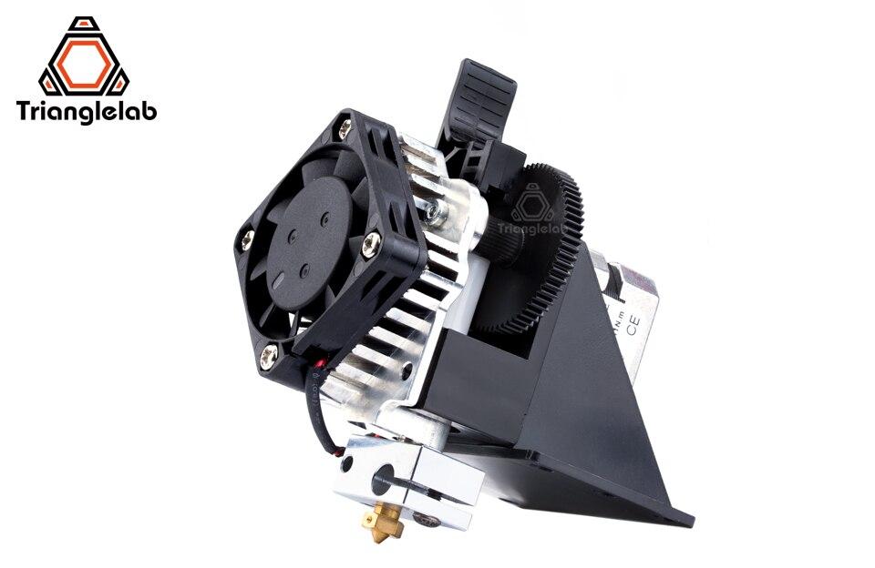 Trianglelab titan extruder full kit Titan Aero V6 hotend extruder full kit   reprap  mk8  i3 Compatible TEVO ANET I3 3d printer 10