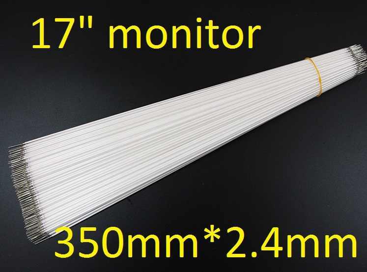 """30 أجزاء/وحدة 17 """"17 بوصة شاشة CCFL إضاءة خلفية 350 مللي متر (35 سنتيمتر) * 2.4 مللي متر"""