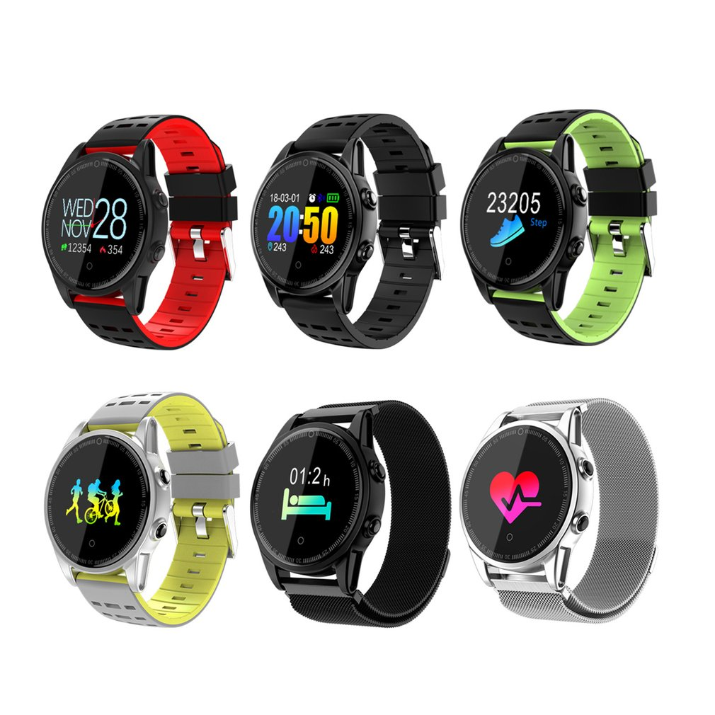 все цены на R13 Smart Watch Wristwatch Heart Rate Monitor Sport Band Fitness Tracker Smartwatch Bluetooth Bracelet for Android IOS