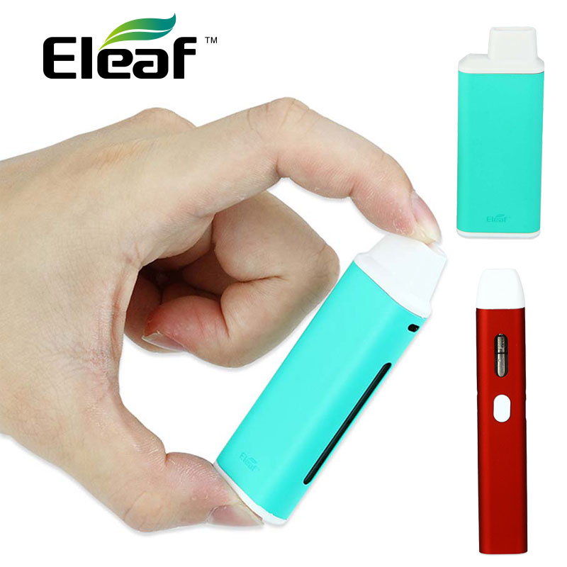 Original Eleaf iCare Solo 320mah/ Icare Vape Kit ICARE MINI Vape Kit Simple Tiny E-cigarette Kit 650mah/320mah with IC Coil Head