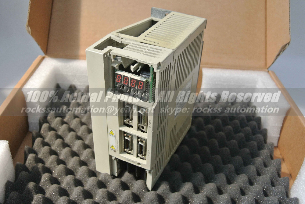 MR-J2-60A Used Good In Conditon With Free DHL / EMS  цены