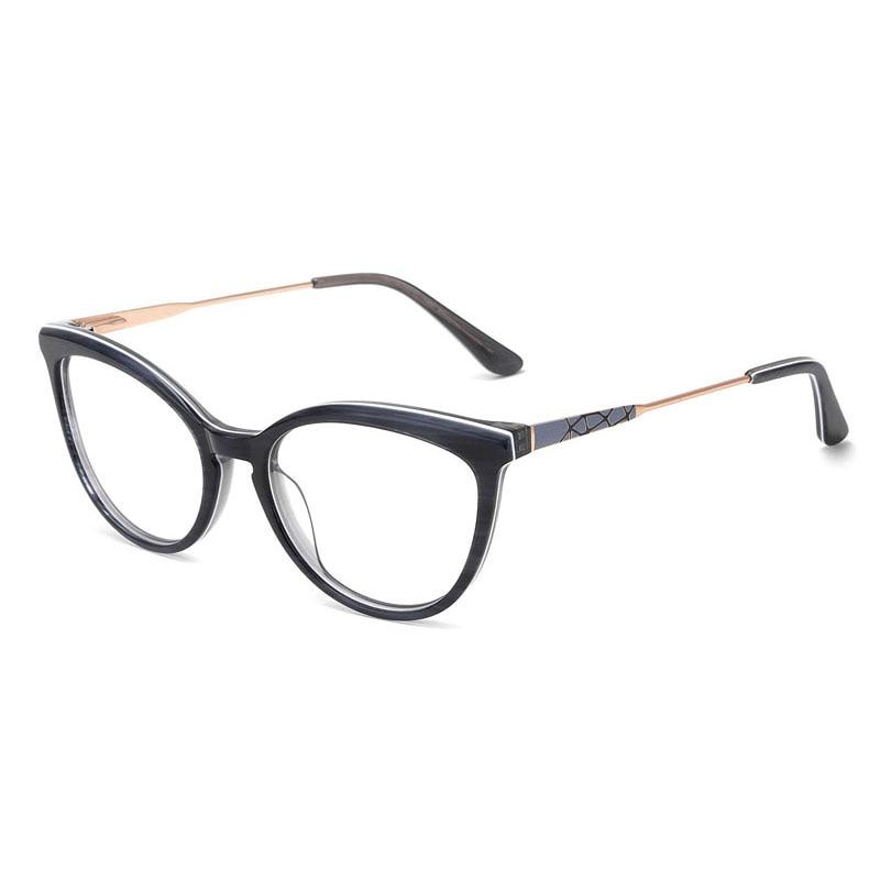 SHINU Customized Prescription Eyewear Anti Blue Ray 3D printing Plate glasses Progressive multifocal Lenses Multicolor optional
