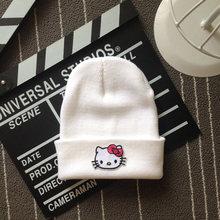 Casual Beanies for men women Fashion Knitted Winter Hat Solid Color Hip-hop Skullies Bonnet femme Unisex Cap Gorro