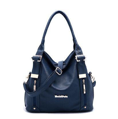 2016 New Design women bag, weidipolo bag High Quality women leather handbags,Fashion women handbag  M010