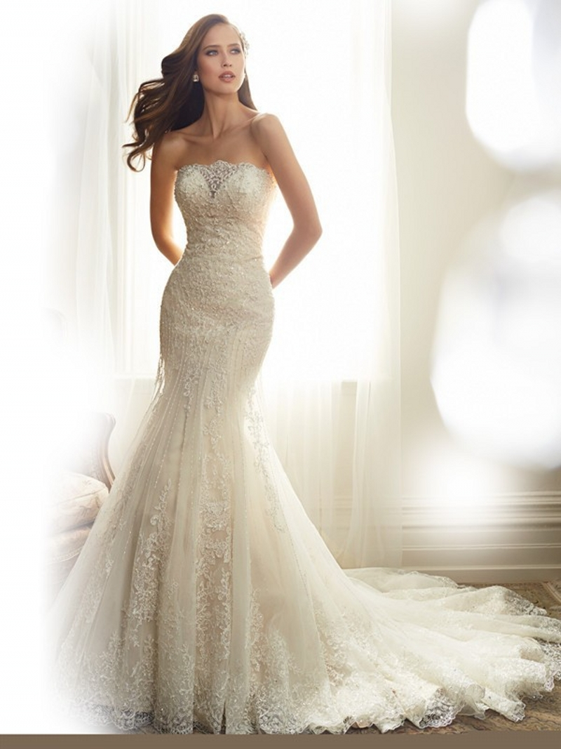 Compare Prices on Mermaid Sparkle Wedding Dresses- Online Shopping ...