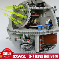 2018 IN Stock New Lepin 05063 4016pcs Force Waken UCS Death Star Educational Building Blocks Bricks