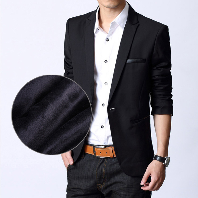 Online Buy Wholesale velvet blazer black from China velvet blazer