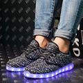 USB Charging Kids Light Up Shoes for Children  Boys Shoes Glowing Sneakers Tenni Led Child Girls Shoes Kids Led Shoes