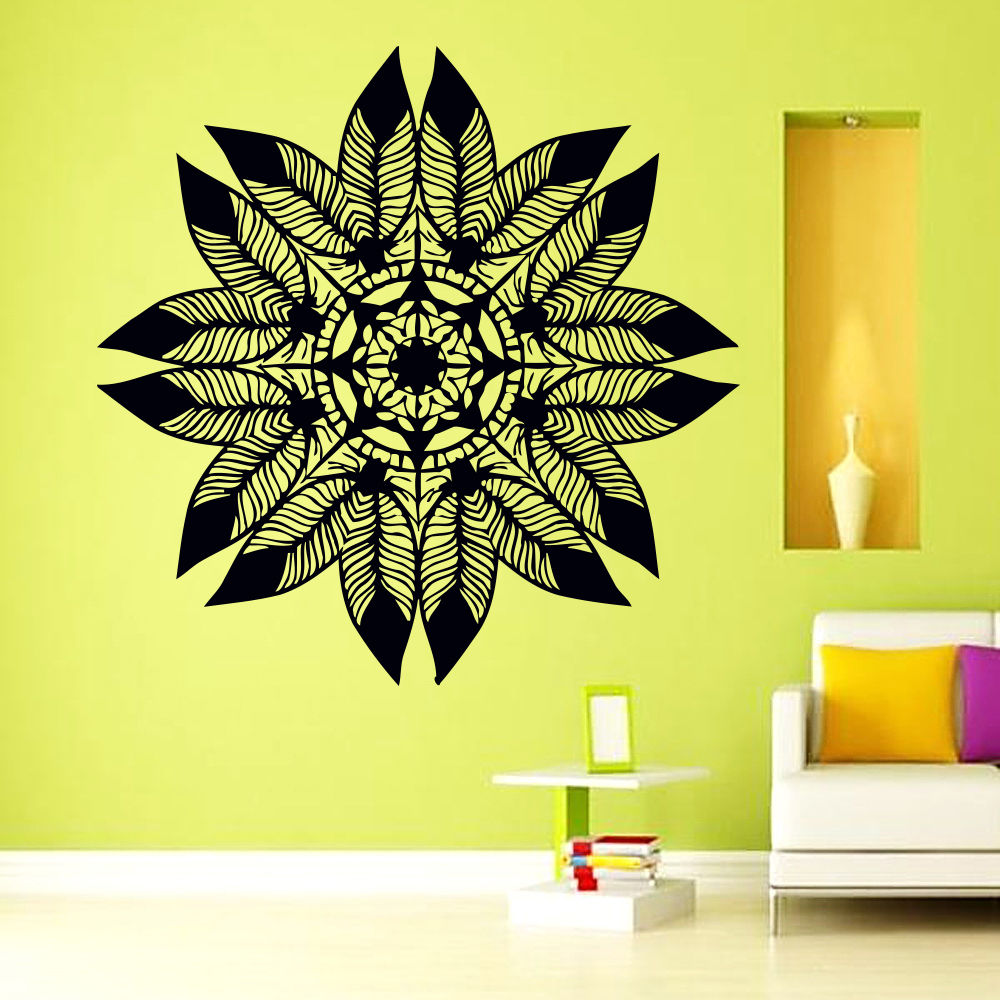 №Dreamcatcher Dream Catcher Decal Wall Vinyl Decals Art Home Decor ...