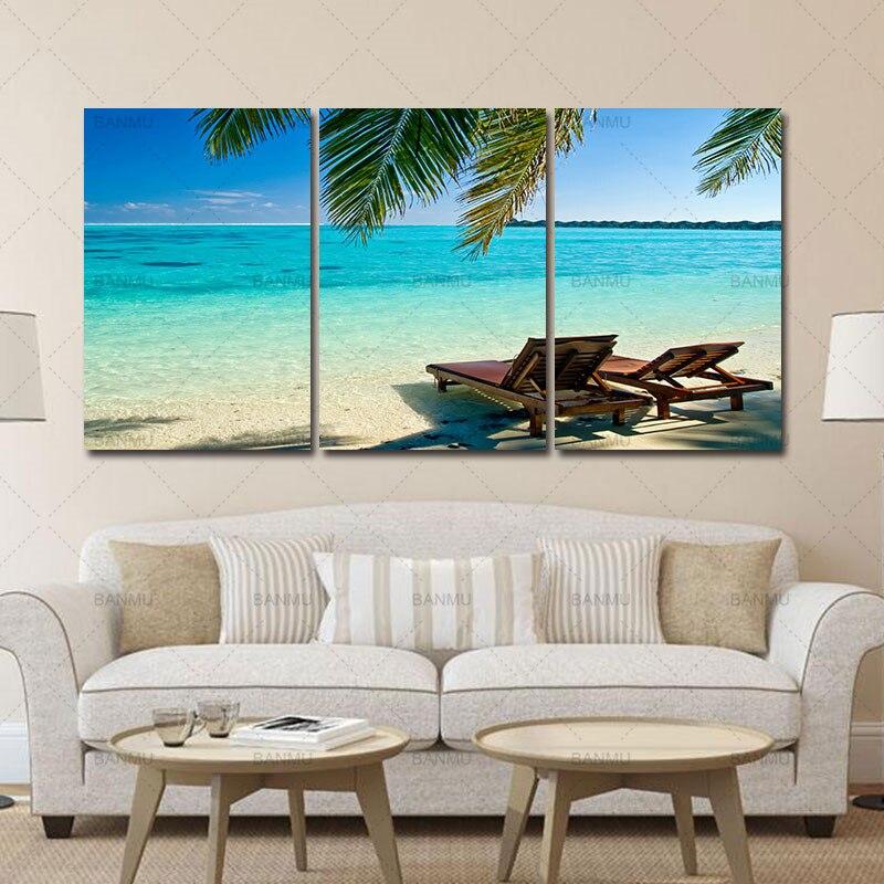 Ungewöhnlich Strand Druckt Gerahmte Bilder - Benutzerdefinierte ...