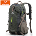 Maleroads 40L Waterproof Travel Backpack Camp Hike Mochilas Masculina Laptop Daypack Trekking Climb Back Bags For Men Women 2017