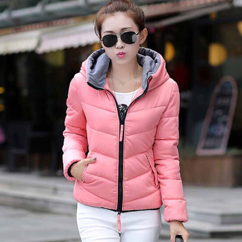 Aliexpress.com : Buy 2016 new women winter jacket Casual Down ...