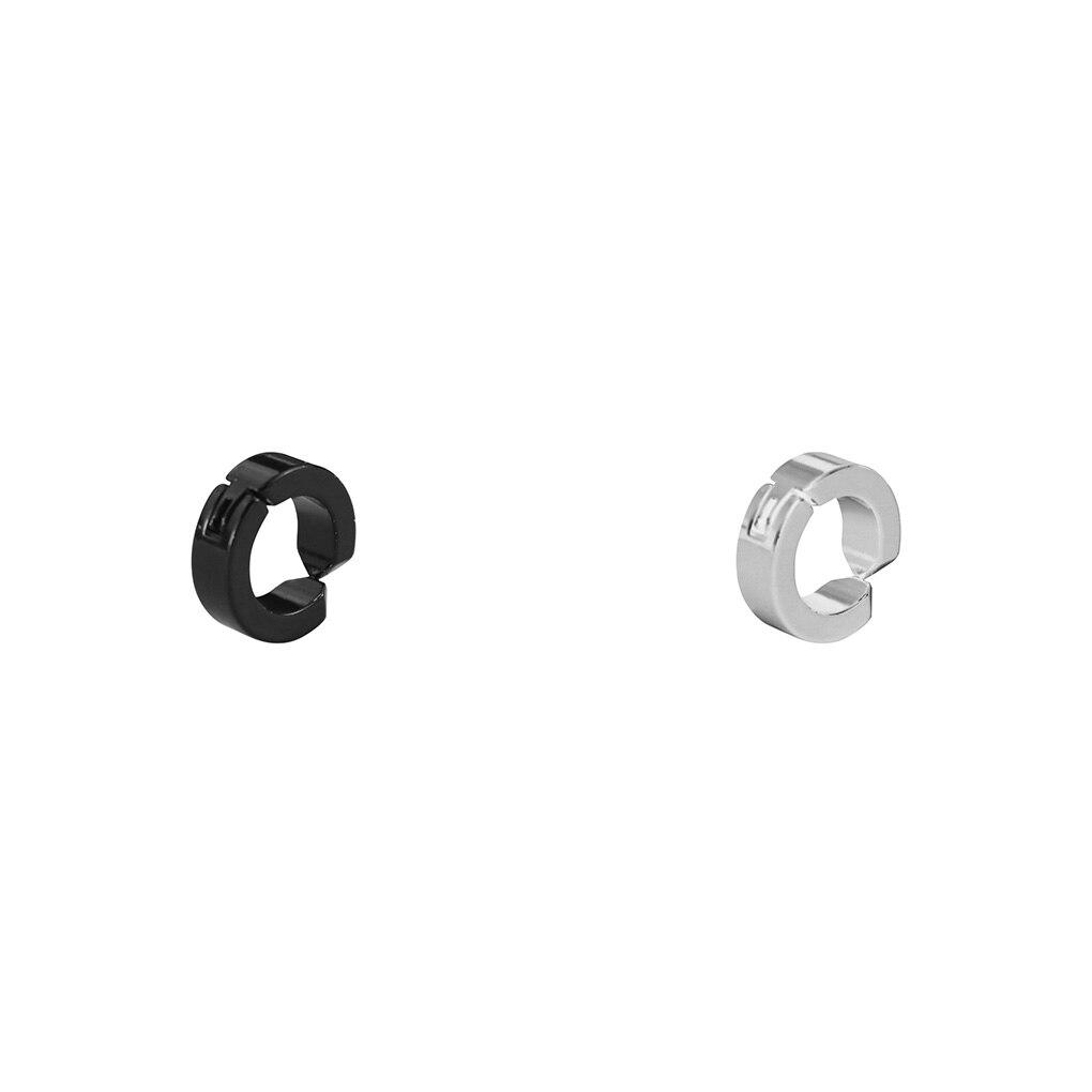 1 Stücke Mann Hoop Magnetische Titan Ohr Clip Keine Ohr Piercing Loch Gefälschte Stud Ohrring Hohe Belastbarkeit