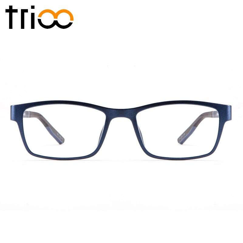 TRIOO optique femmes clair lunettes de lecture Prescription lunettes d'ordinateur cadre lunettes myope 1.61 1.67 lentille d'index