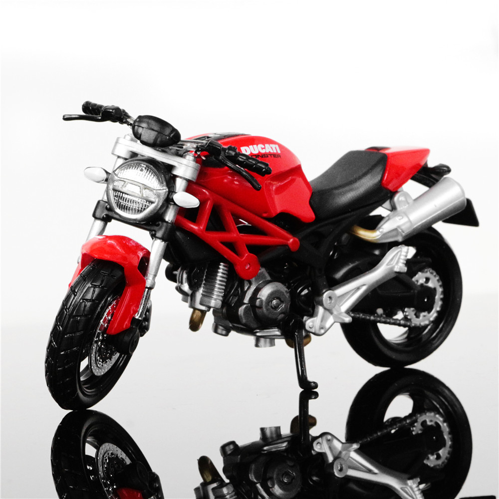 Mini Bike Ducati : Aliexpress buy scale maisto ducati monster