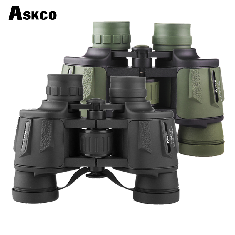 askco high times 8x40 HD waterproof portable binoculars telescope with bak4 prism fully multi coated for outdoor sports eyepiece high times waterproof portable binoculars telescope hunting telescope tourism optical outdoor sports eyepiece brand