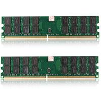 Hot 2Pcs 4GB 240Pin DIMM PC2 6400 800MHz Memory RAM for Desktop Motherboard CPU