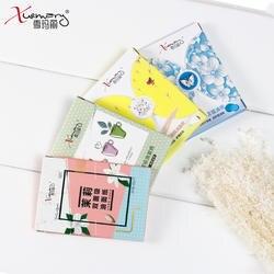 100 листов/упаковка Зеленый чай запах Макияж очищающее масло Впитывающая Бумага для лица тканевая бумага s впитывающая губка очищающее