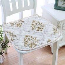 Подушка для стула нескользящая супер мягкая подушка декоративная