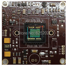 Sony Effio E OSD 700TVL Camera PCB 4140+811