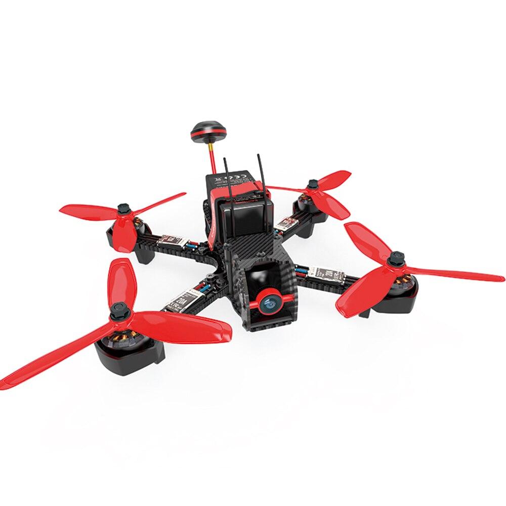 Walkera Furious 215 215mm F3 5.8G 600TVL Camera 8CH BNF Multirotor RC Toys FPV Racing Drone + Devo 7/10 Devo F7/F12 Transmitter