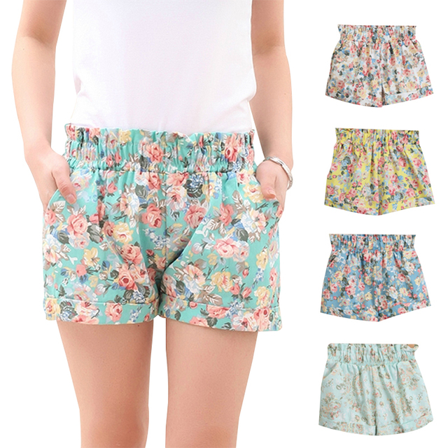 Aliexpress.com : Buy Summer Fashion European Style Floral Cotton ...