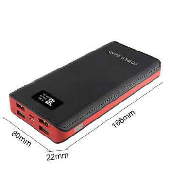 10000 mAh Power Bank 4-USB Ports 2
