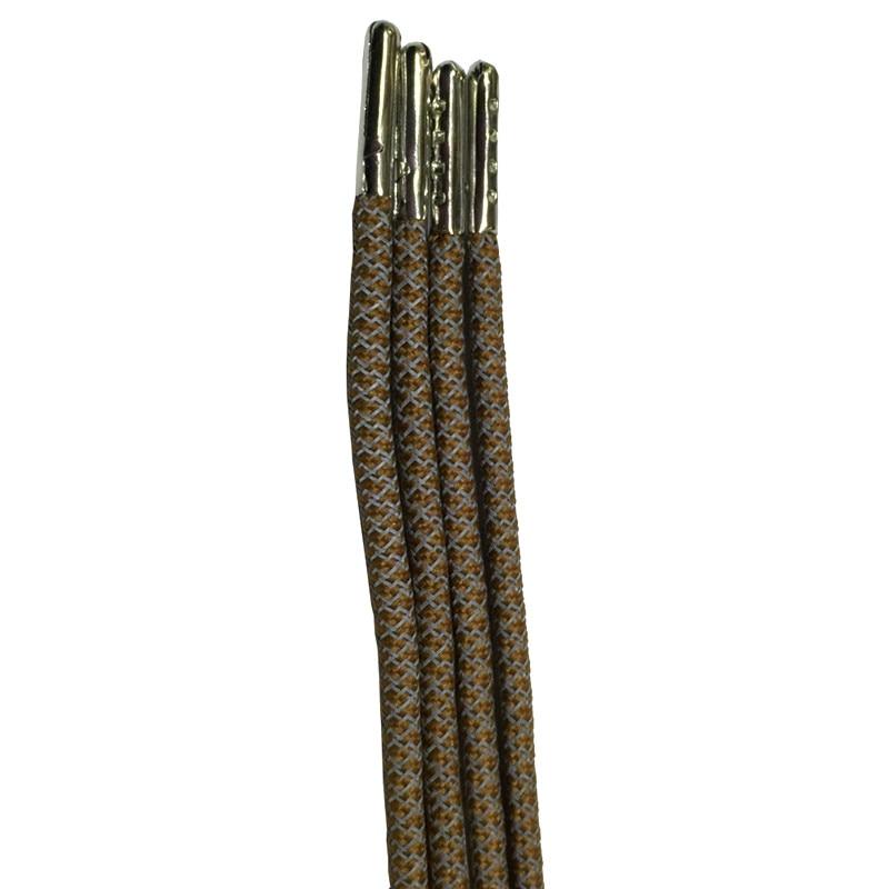 3м Reflective Runner круглые шнурки для ботинок, длина с серебряными наконечниками с металлическим наконечником с фактурой советы