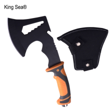 King Sea Tomahawk топоры топор многофункциональный кемпинг ручной выживания огненный топор обвалочный нож с молотком