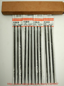 """Image 1 - #76060 MADE IN JAPAN 12 CHAINSAW FILES 7/32""""  5.5MM FOR SHARPENING ALL BRANDS CHAINS SAW SHARPENER DOZEN"""