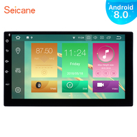 Seicane Android 8.0 7inch 2Din 8 Core Car Radio GPS Stereo Multimedia Player For Universal NISSAN TOYOTA TIIDA Perodua Daihatsu