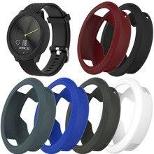 d6b5ab08032 Caixa do Relógio de alta Qualidade para Garmin Vivomove HR Vivomove Esporte Relógio  Inteligente Silicone