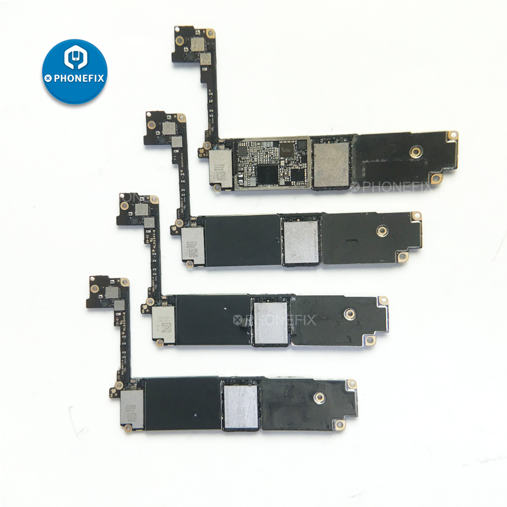 PHONEFIX Practical Mobile Phone Damaged Scrap Motherboard With NAND For IPhone 8 8P X Repair Experience Training Skill