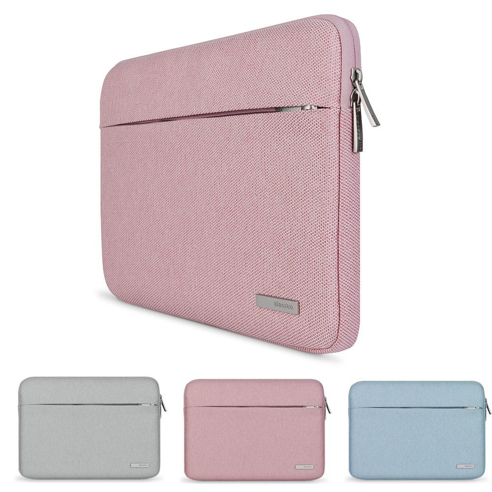 Нейлоновый 11 11,6 13 13,3 15,4 15,6 чехол для ноутбука сумка для ноутбука ультрабук чехол для apple mac Macbook Pro Air
