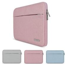 Náilon 11 11.6 13 13.3 15.4 15.6 portátil caso notebook manga saco ultrabook caso capa para apple mac macbook pro ar