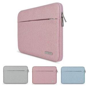 Image 1 - Náilon 11 11.6 13 13.3 15.4 15.6 portátil caso notebook manga saco ultrabook caso capa para apple mac macbook pro ar