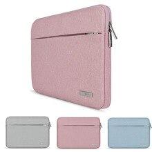 Nylon 11 11.6 13 13.3 15.4 15.6 Ốp Lưng Xách Tay Nữ Tay Túi Chống Sốc Ultrabook Bao Da Ốp Lưng Cho Apple Mac Macbook Pro Air