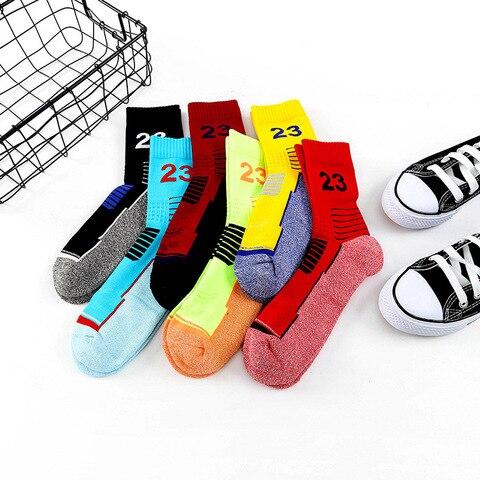 2019 NEW Outdoor Racing Cycling sock basketball socks Bicycle cotton football athletic Breathable Road bike sport socks men sale Islamabad