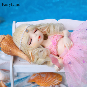 Image 3 - Free Shipping Realfee Mari Doll BJD 1/7 Little Mermaid Fantastic Ball Jointed Dolls Toy For Children Unique Gift Fairyland