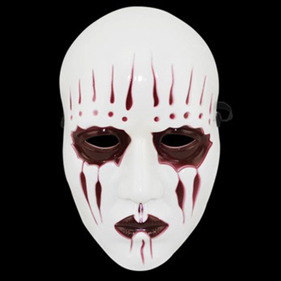 new slipknot joey masks cosplay scary white slipknot mask